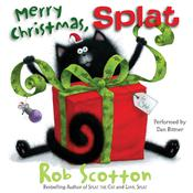 Merry Christmas, Splat Audiobook, by Rob Scotton