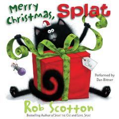 Merry Christmas, Splat Audiobook, by
