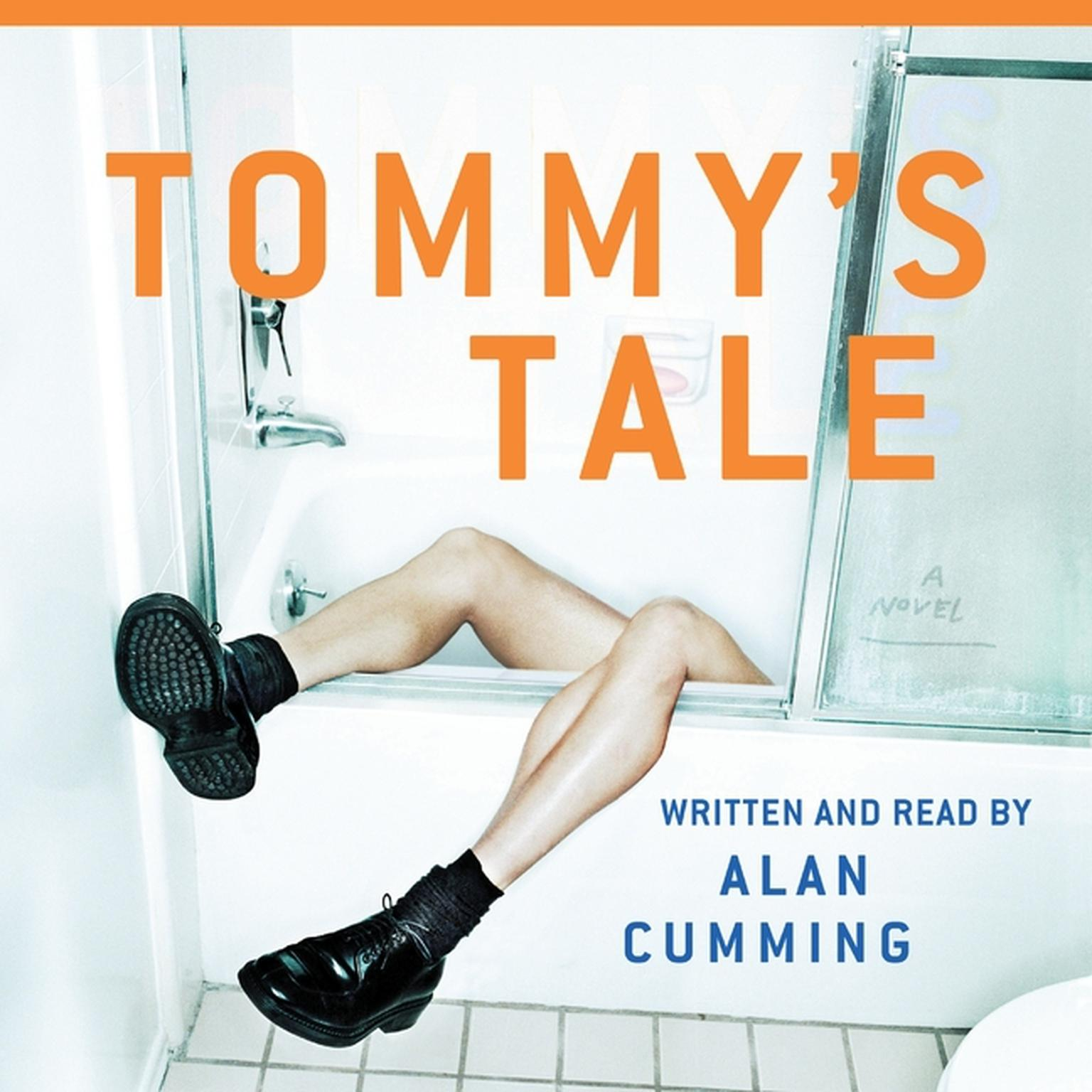 Printable Tommy's Tale: A Novel Audiobook Cover Art