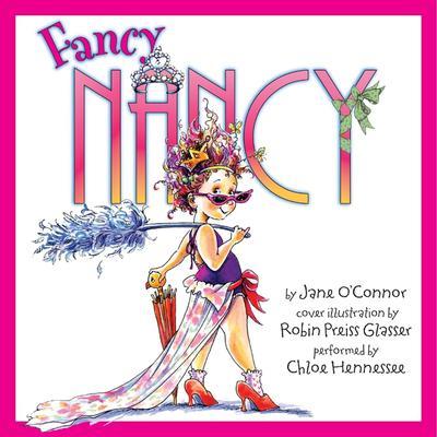 Fancy Nancy Audiobook, by