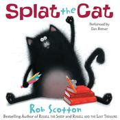 Splat the Cat Audiobook, by Rob Scotton