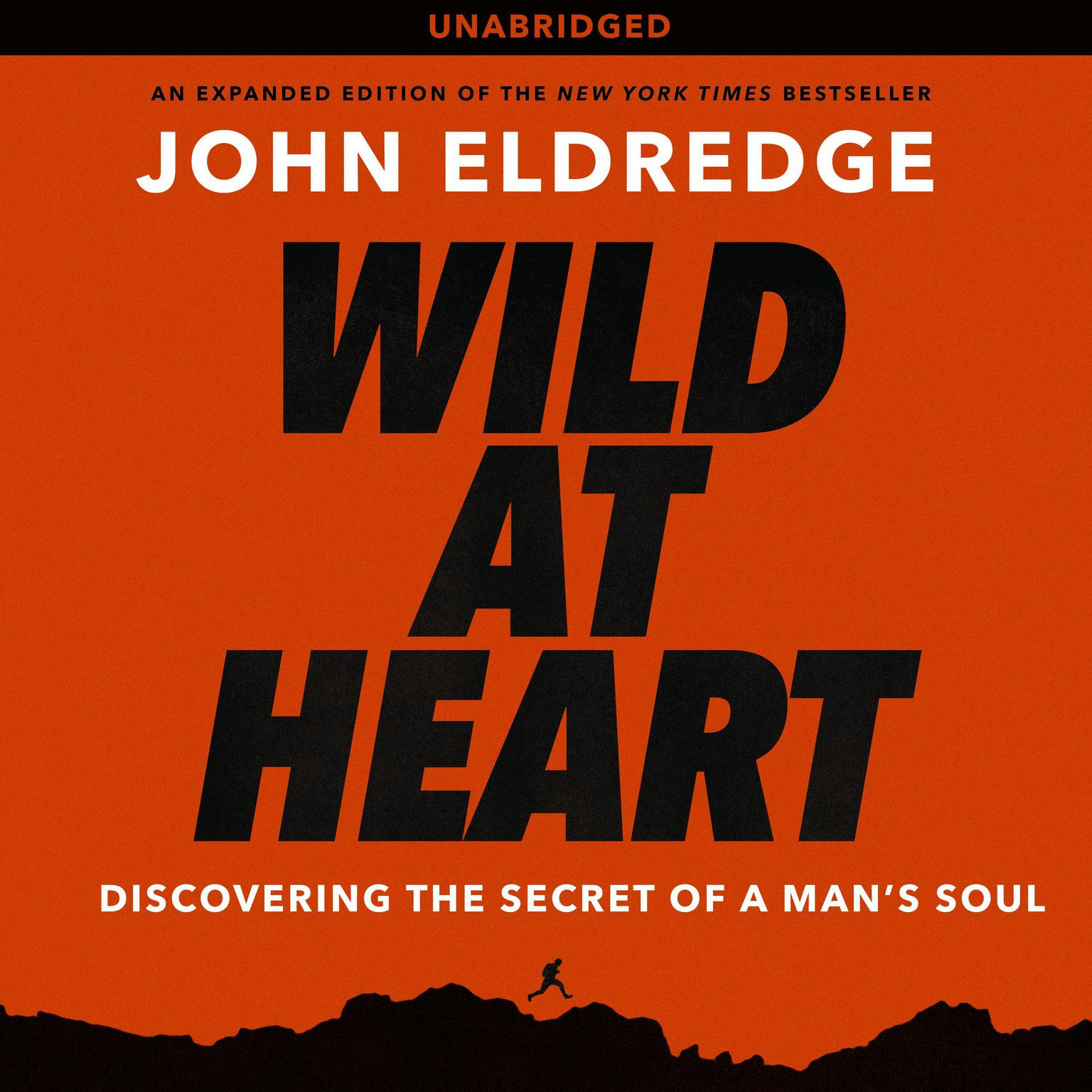 Printable Wild at Heart: Discovering the Secret of a Man's Soul Audiobook Cover Art
