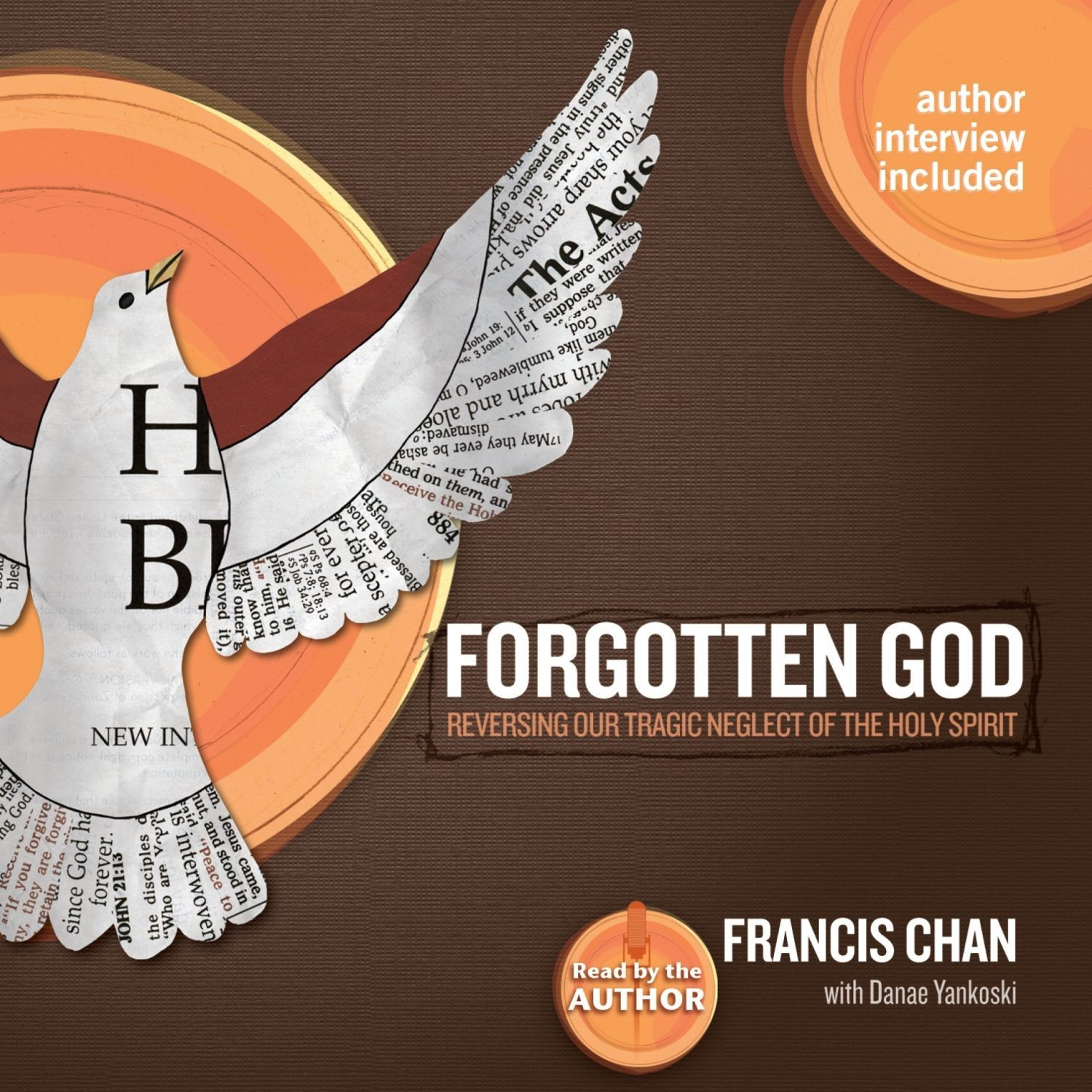 Printable Forgotten God: Reversing Our Tragic Neglect of the Holy Spirit Audiobook Cover Art