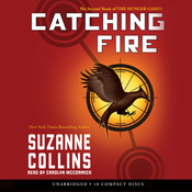 Catching Fire Audiobook, by Suzanne Collins