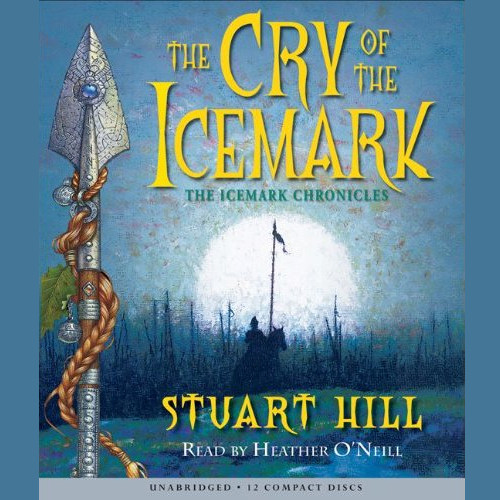 Printable The Cry of the Icemark Audiobook Cover Art