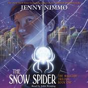 The Snow Spider Audiobook, by Jenny Nimmo