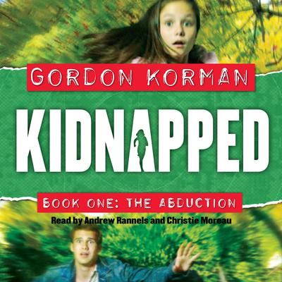 The Abduction Audiobook, by Gordon Korman