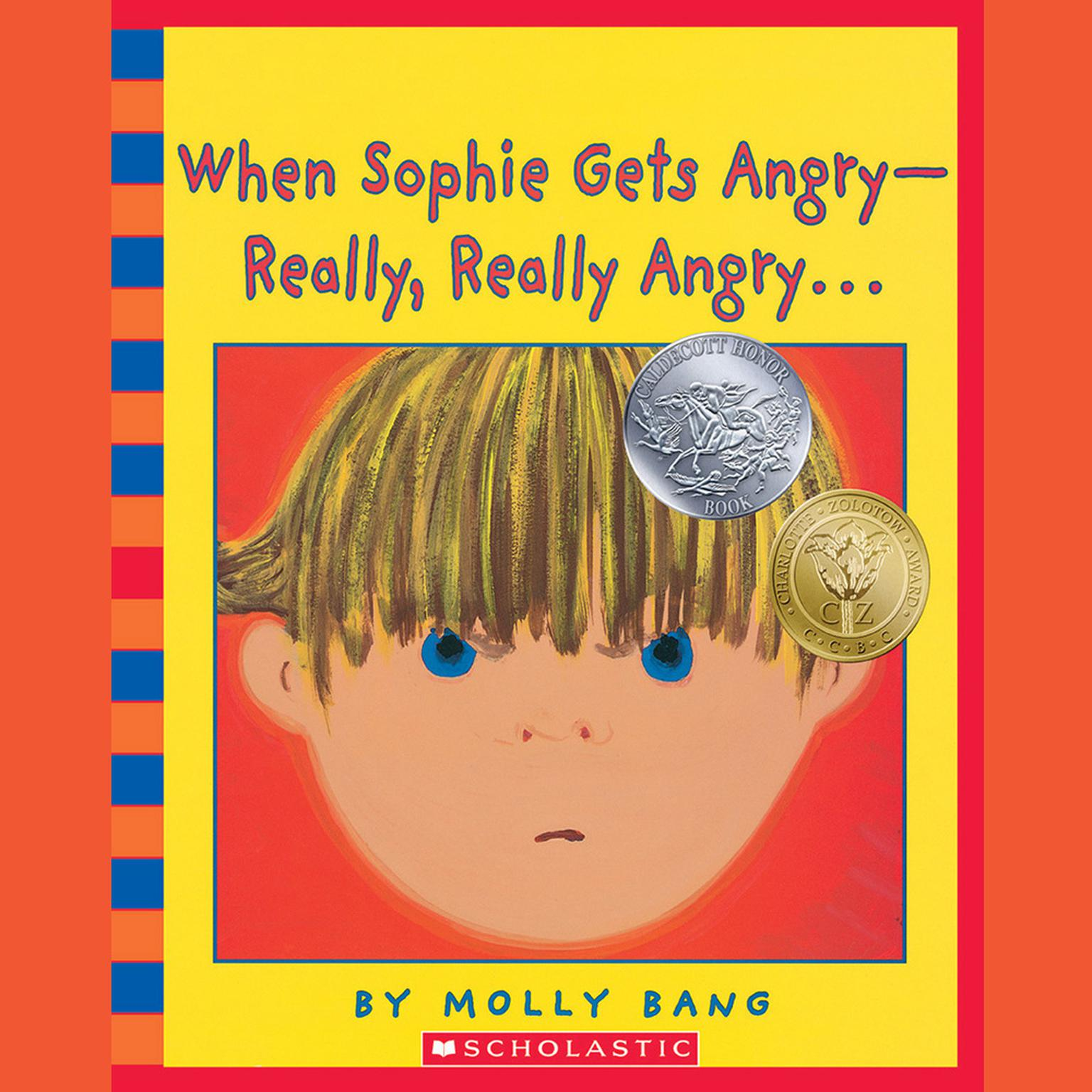 Printable When Sophie Gets Angry—Really, Really Angry… Audiobook Cover Art