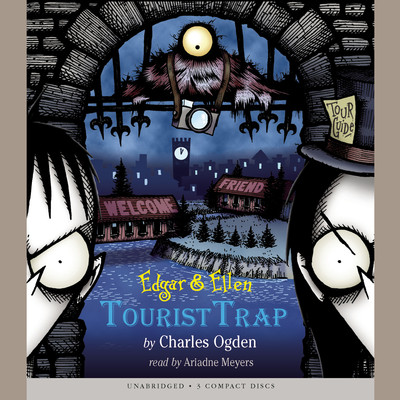 Tourist Trap Audiobook, by Charles Ogden