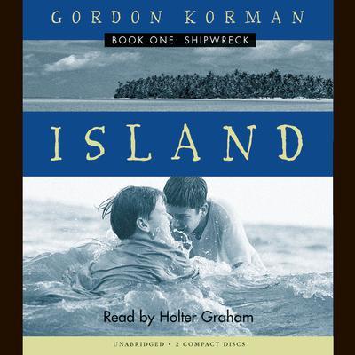 Shipwreck Audiobook, by Gordon Korman