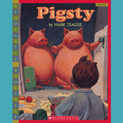 Pigsty Audiobook, by Mark Teague