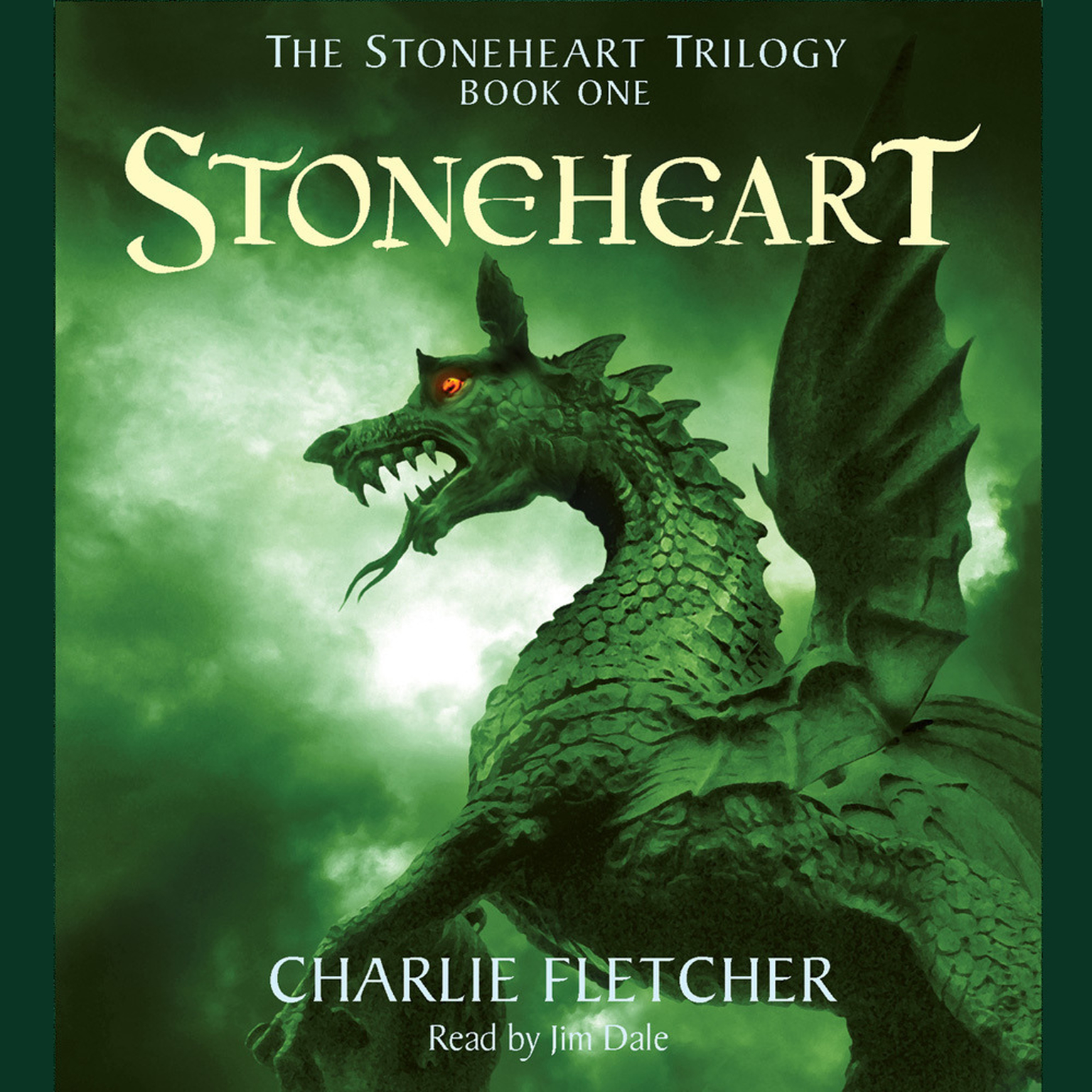 Printable Stoneheart Audiobook Cover Art