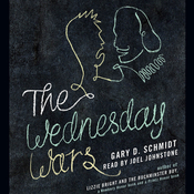 The Wednesday Wars Audiobook, by Gary Schmidt