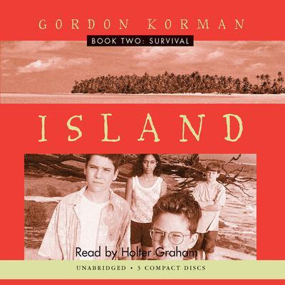Survival Audiobook, by Gordon Korman