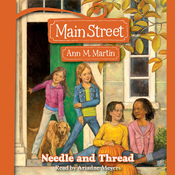 Needle and Thread Audiobook, by Ann M. Martin