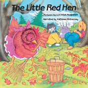 The Little Red Hen, by Lucinda McQueen