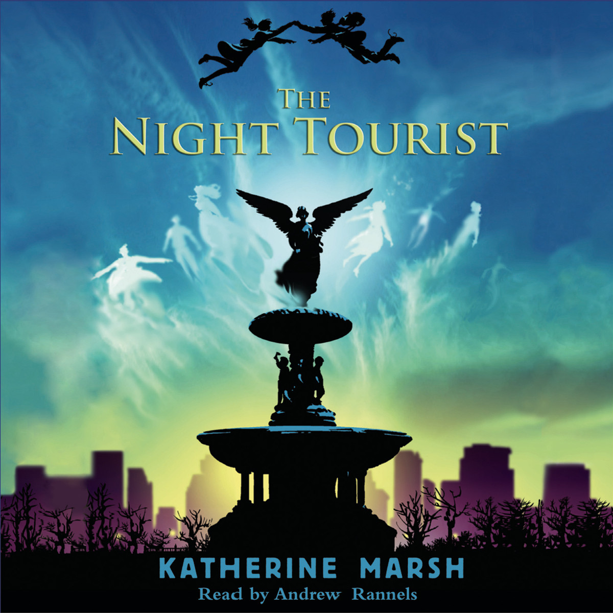 Printable The Night Tourist Audiobook Cover Art
