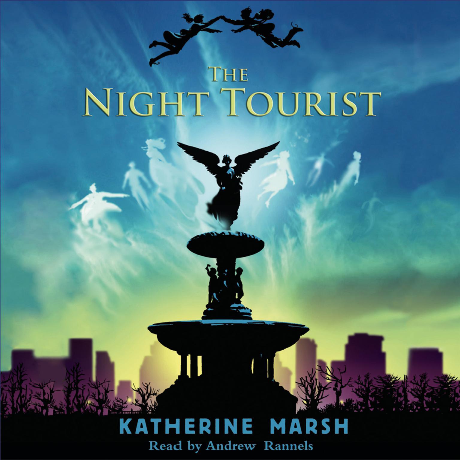 Printable The Night Tourist Audiobook Cover Art