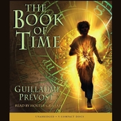 The Book of Time Audiobook, by Guillaume Prévost