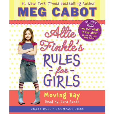 Moving Day Audiobook, by Meg Cabot