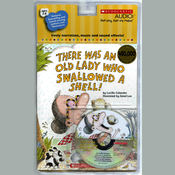 There Was an Old Lady Who Swallowed a Shell! Audiobook, by Lucille Colandro