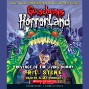 Revenge of the Living Dummy, by R. L. Stine