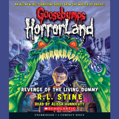 Revenge of the Living Dummy Audiobook, by R. L. Stine