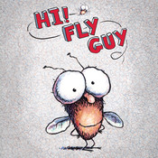 Hi! Fly Guy, by Tedd Arnold