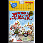 There Was an Old Lady Who Swallowed a Bell! Audiobook, by Lucille Colandro