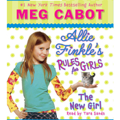 The New Girl Audiobook, by Meg Cabot