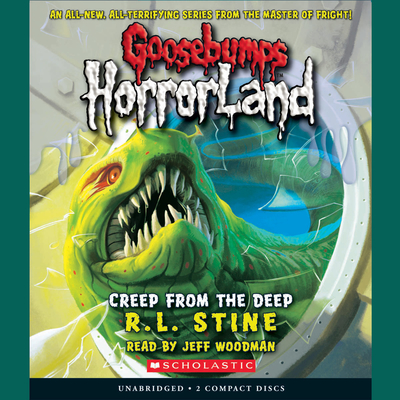 Creep from the Deep Audiobook, by R. L. Stine