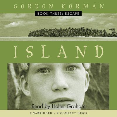 Escape Audiobook, by Gordon Korman