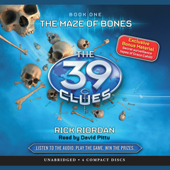 The Maze of Bones Audiobook, by Rick Riordan