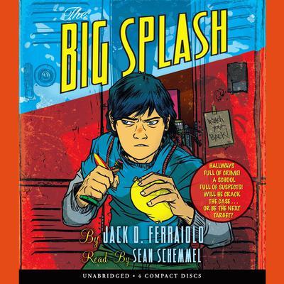The Big Splash Audiobook, by Jack D. Ferraiolo
