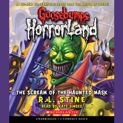 The Scream of the Haunted Mask Audiobook, by R. L. Stine