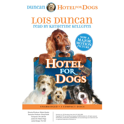 Hotel for Dogs Audiobook, by Lois Duncan