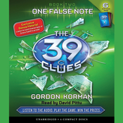 One False Note, by Gordon Korman