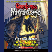 Who's Your Mummy?, by R. L. Stine