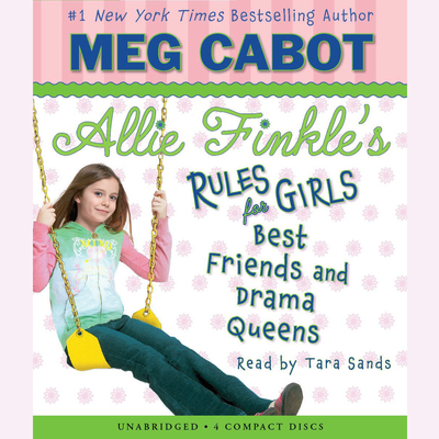 Best Friends and Drama Queens Audiobook, by Meg Cabot