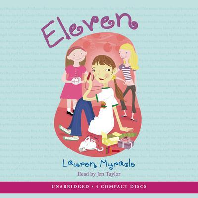 Eleven Audiobook, by Lauren Myracle