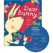 Dear Bunny: A Bunny Love Story Audiobook, by Michaela Morgan