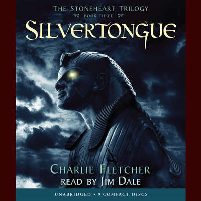 Silvertongue Audiobook, by Charlie Fletcher