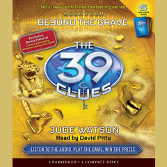 Beyond the Grave Audiobook, by Jude Watson, David Pittu