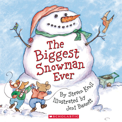 The Biggest Snowman Ever Audiobook, by Steven Kroll