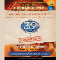The Black Circle Audiobook, by Patrick Carman