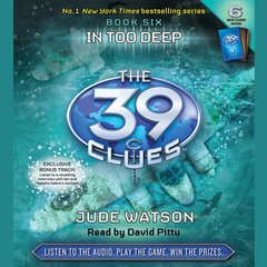 In Too Deep Audiobook, by Jude Watson