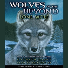 Lone Wolf Audiobook, by Kathryn Lasky
