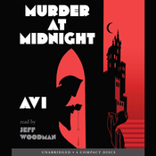 Murder at Midnight Audiobook, by , Avi