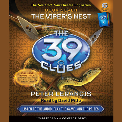 The Viper's Nest Audiobook, by