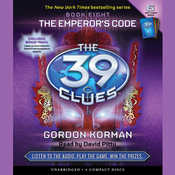 The Emperor's Code, by Gordon Korman